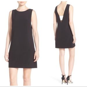 Felicity & Coco Sleeveless Shift Dress Open Back